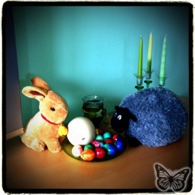 Frohe Ostern! - 2012