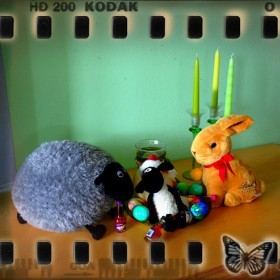 Frohe Ostern! 2012