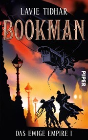 "Lavie Tidhar ""Bookman"" Band 1"