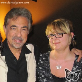 Meet&Great Joe Mantegna München 2013 - 5