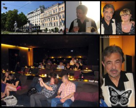 Meet&Great Joe Mantegna München 2013 - Collage