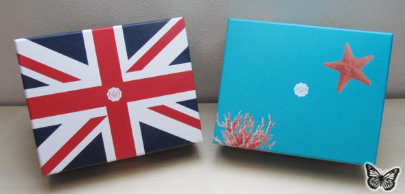 GlossyBox Juli und Best of Britain