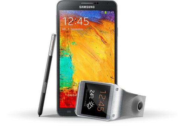 Samsung Galaxy Note 3 & Gear
