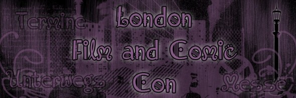 2015 London Film and Comic Con