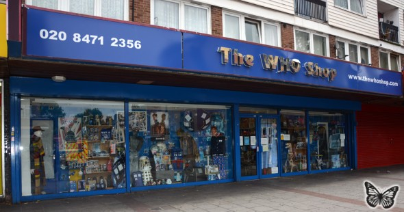 The Who Shop 2015