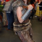 London Film and Comic Con 2015 - Maddie