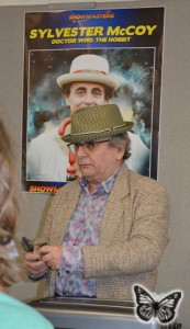 London Film and Comic Con 2015 Sylvester McCoy