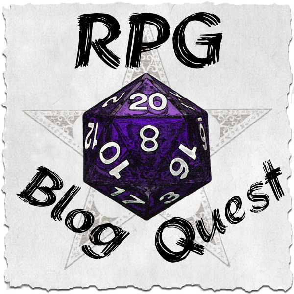 RPG Blog Quest