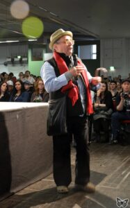 German Comic Con: Sylvester McCoy