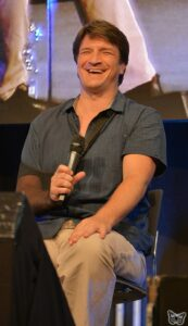 Nathan Fillion Comic Con Germany 2016