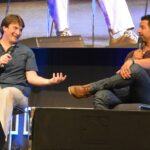 Nathan Fillion und Jon Huertas - Castle
