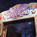 Winter Wonderland Hyde Park London