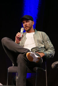 Comic Con Germany Gustaf Skarsgard