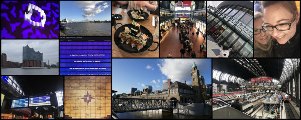 Hamburg Collage