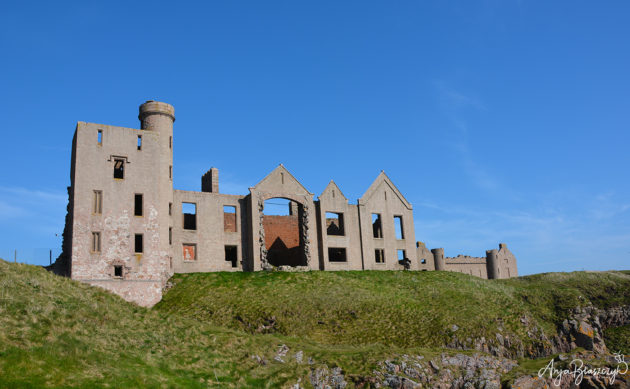 2016 New Slains Castle
